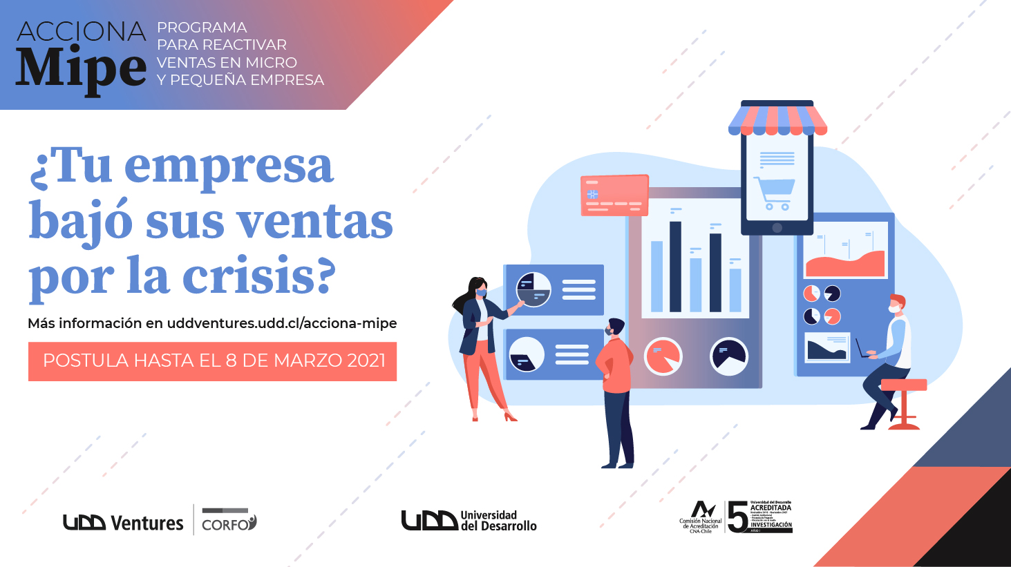 UDD Ventures lanza convocatoria