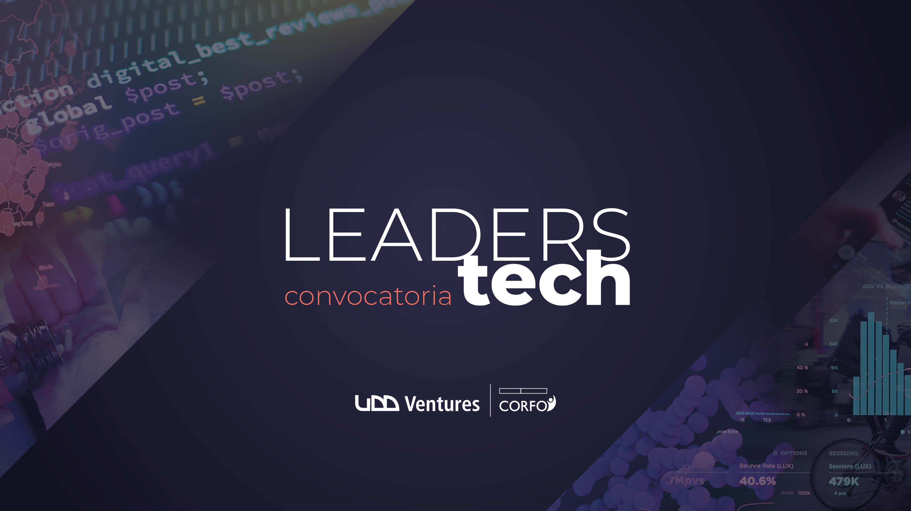 Convocatoria Leaders Tech.