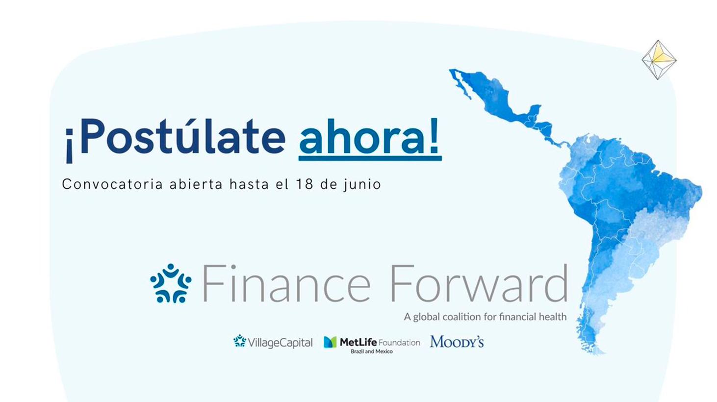 ¡Abrimos convocatoria para Finance Forward LatAm 2021!