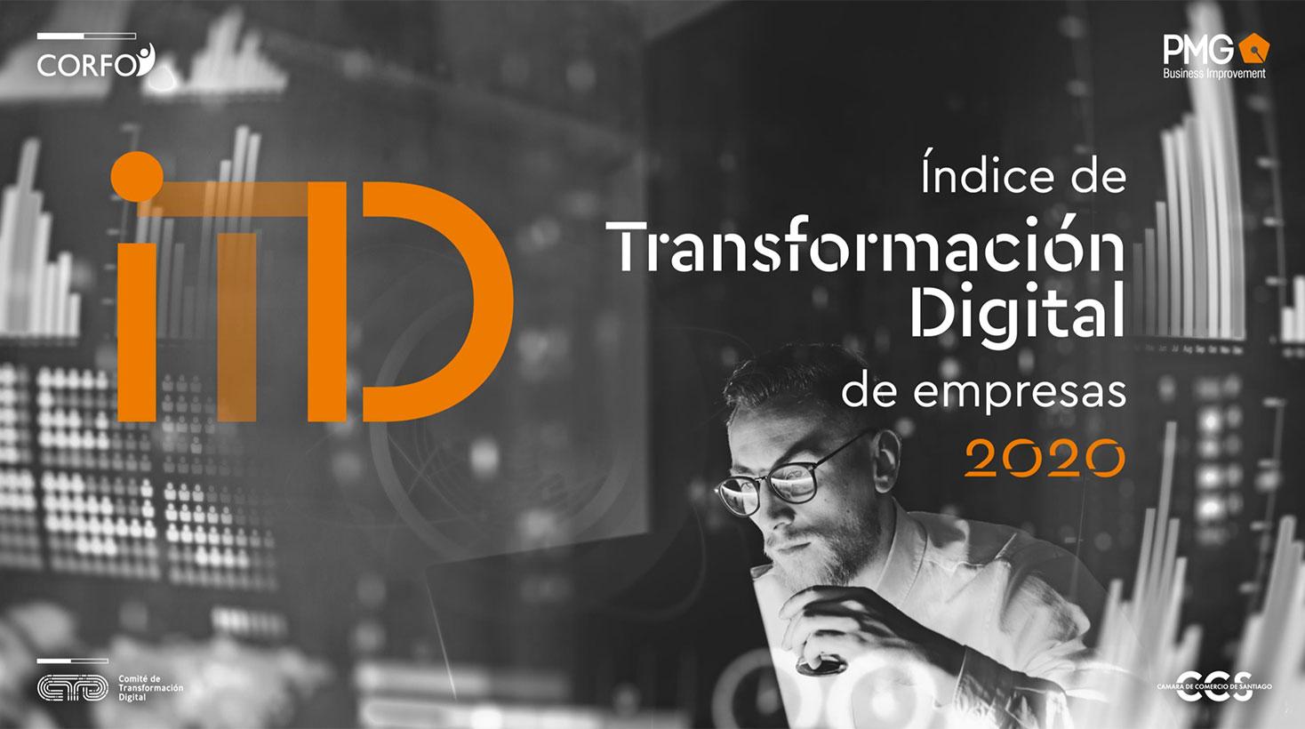 Transformación digital: 4 de 10 empresas en Chile es nivel principiante.