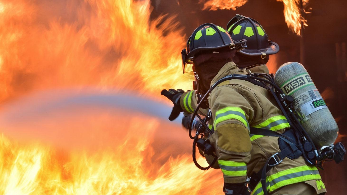 App que entrega a bomberos datos clave para enfrentar emergencias.