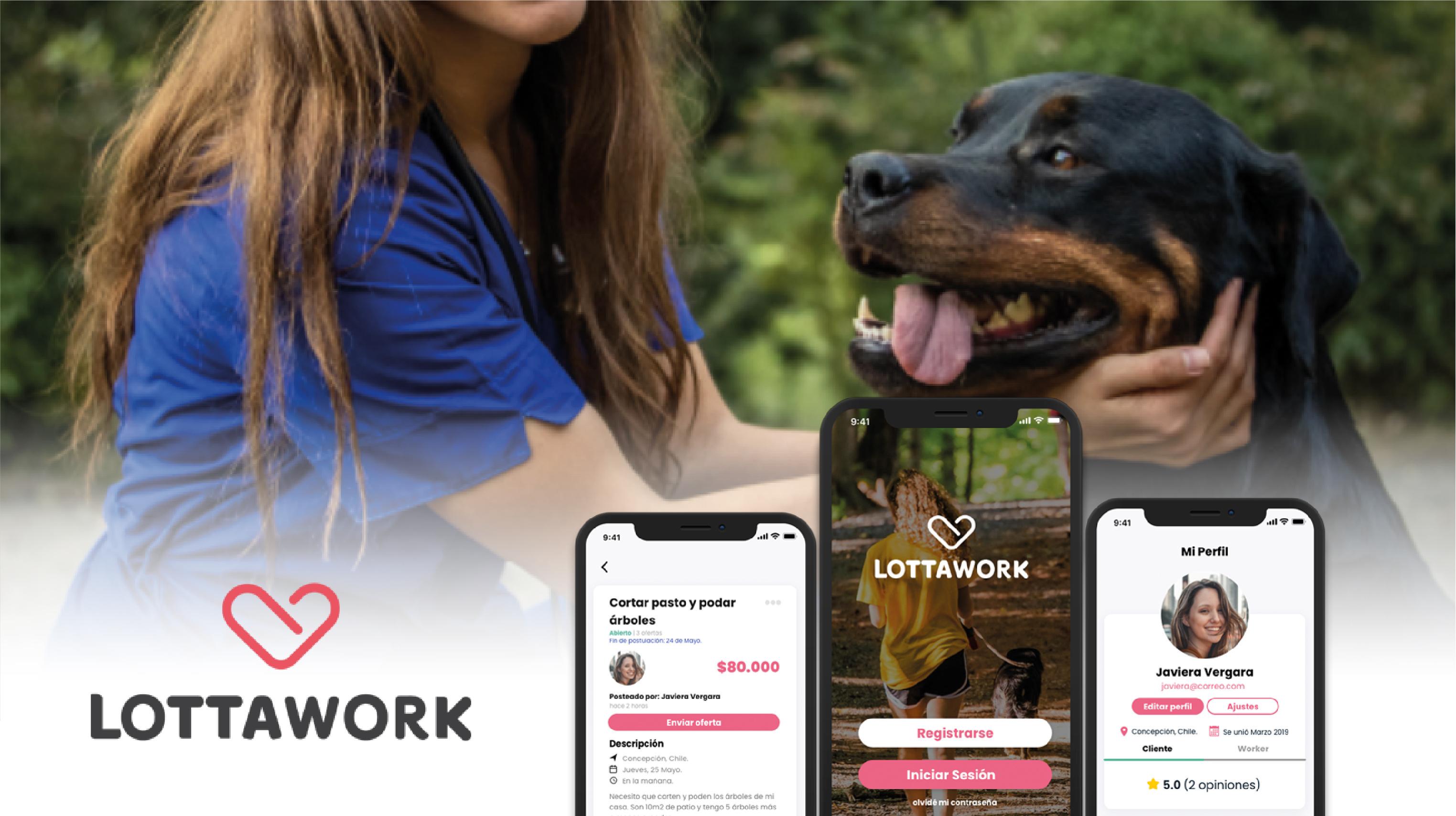 App busca ser el nexo entre quien necesita un servicio y quien lo ofrece.
