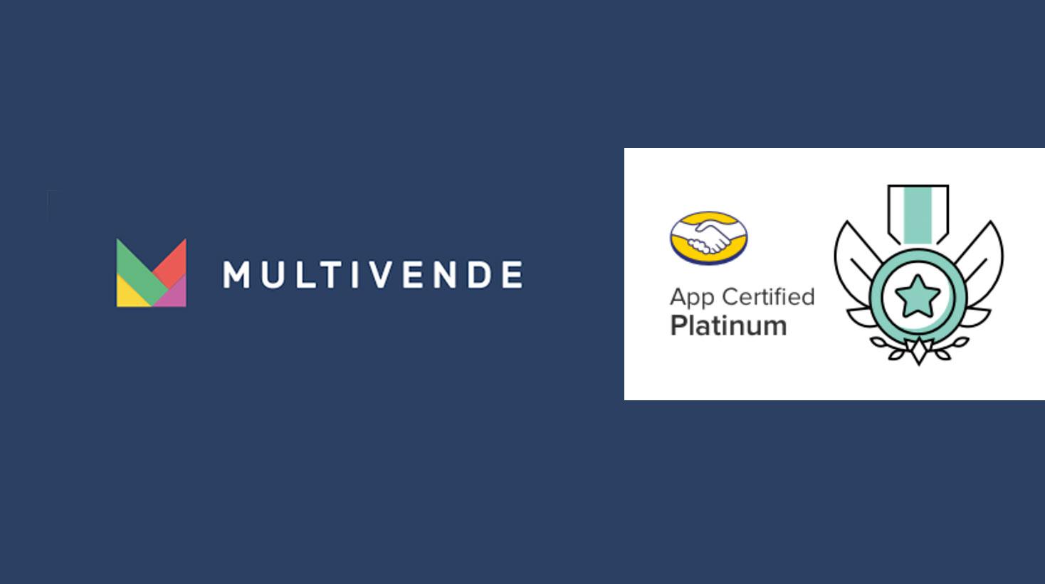 Multivende 1º y única empresa en Chile con distinción Partner Platinum en Mercado Libre.