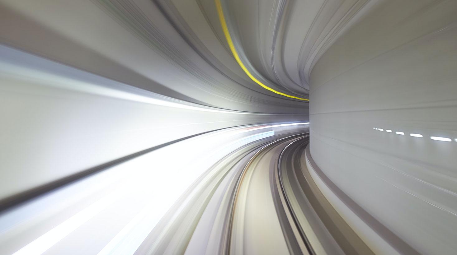 Velocidad de adaptación y transformación del ecosistema.